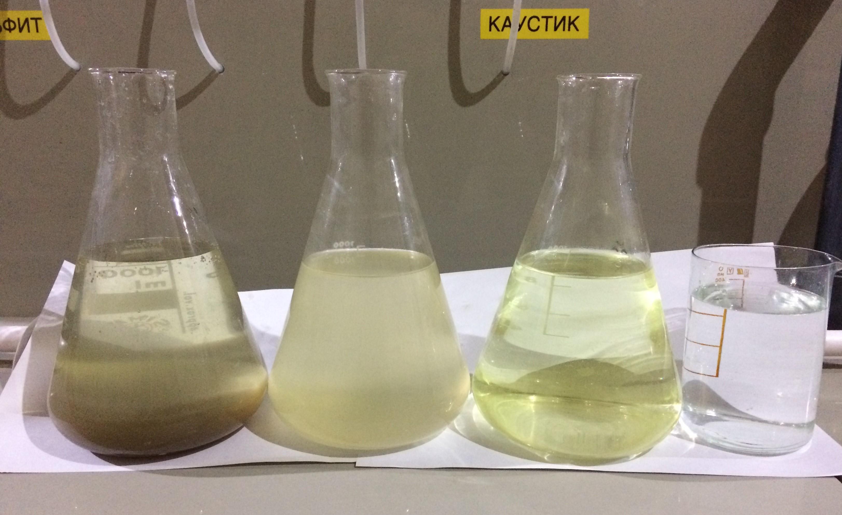 Вода в гальванических производствах
